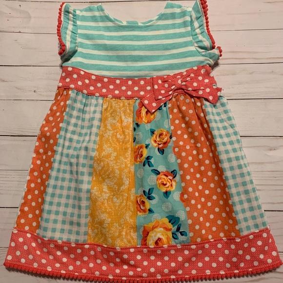 Nursery Rhyme Other - Nursery Rhyme Flutter Sleeve Dress